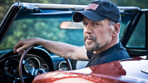 Η αξιοζήλευτη συλλογή του Bruce Willis από muscle cars