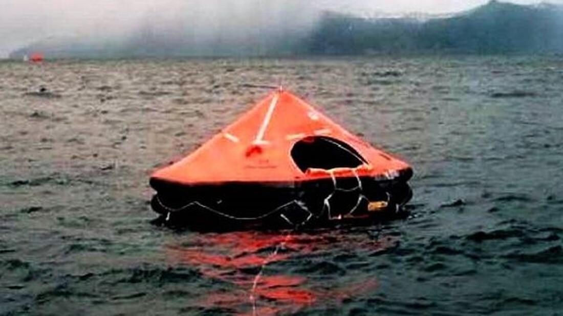 Χαμένος στη θάλασσα: Πώς να παραμένεις αισιόδοξος σε δύσκολες καταστάσεις