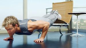 Πώς να παραμείνεις fit όσο μένεις στο σπίτι