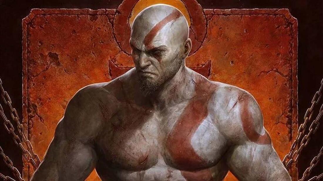 Ο Kratos επιστρέφει στα κόμιξ της Dark Horse