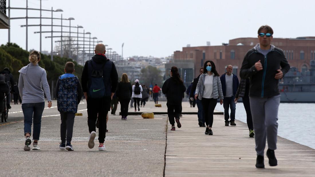 Κορονοϊός: Πιο αυστηρή απαγόρευση κυκλοφορίας με επιβολή ωραρίου εξόδων εξετάζει η κυβέρνηση