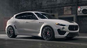 Δεν έχεις ξαναδεί ποτέ σου τέτοια Maserati