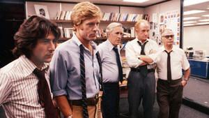 All the President's Men: Το μεγαλύτερο πολιτικό σκάνδαλο των ΗΠΑ σε μία ταινία