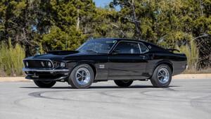 Σε δημοπρασία η Ford Mustang του Paul Walker