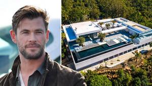 O Chris Hemsworth δεν περνάει καθόλου άσχημα στην καραντίνα