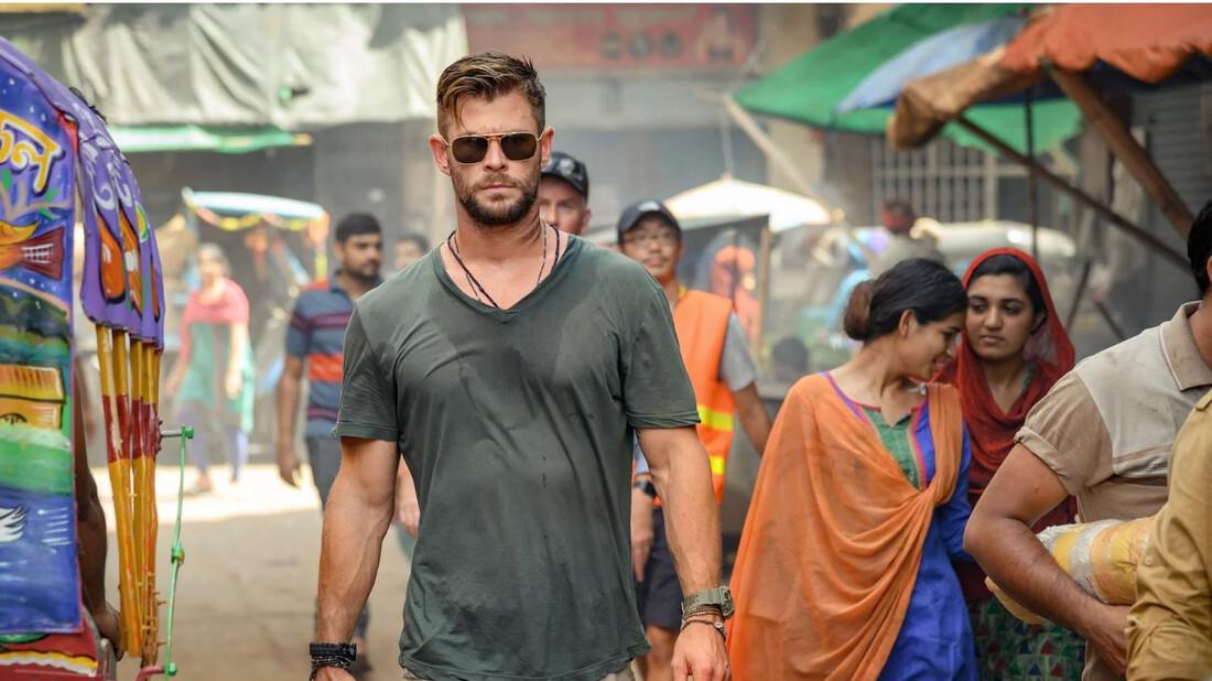 Πώς θα κάνεις το μαλλί του Chris Hemsworth από το Extraction