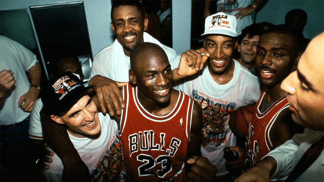 Τίποτα δεν μπορεί να χαλάσει την εικόνα του Michael Jordan
