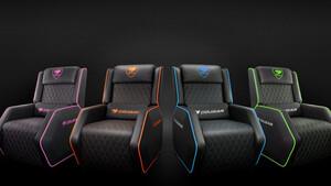 Η πολυθρόνα που θα σεβαστεί o κάθε gamer