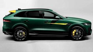 Αυτή η Jaguar Stealth είναι το πιο γρήγορο SUV στον κόσμο