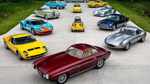Η συλλογή αυτοκινήτων που όλοι θα ήθελαν να αποκτήσουν