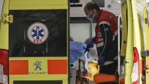 Κορονοϊός: Δύο νεκροί μέσα σε λίγες ώρες - Στους 123 οι θάνατοι στην Ελλάδα