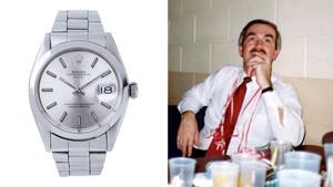 Η ιστορία του Rolex που έλυσε ένα μυστηριώδη φόνο το 1996