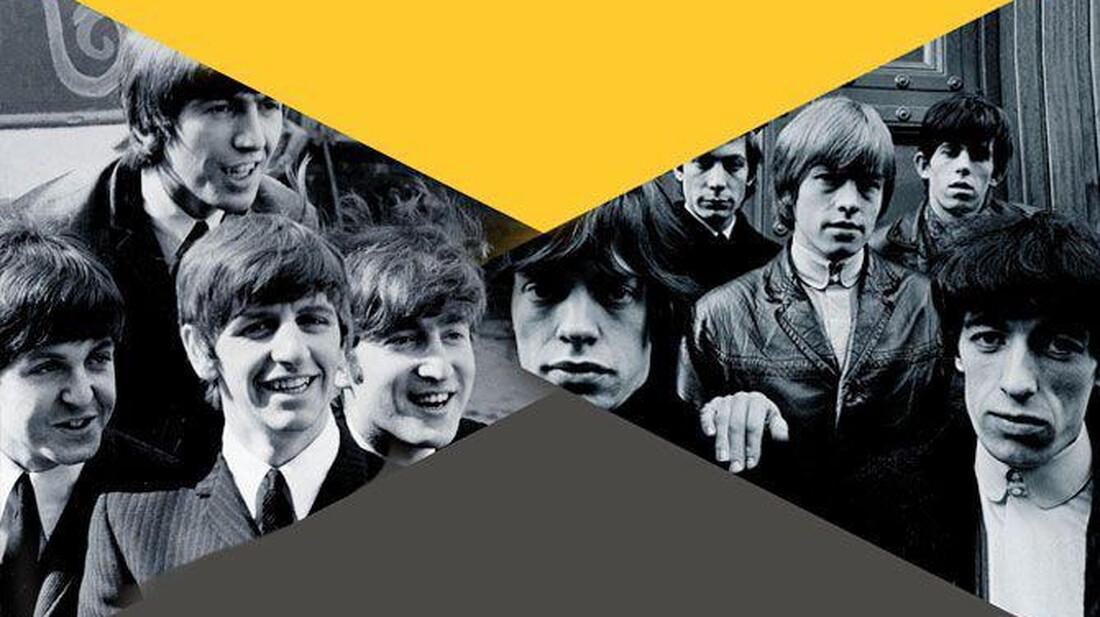 Beatles vs Rolling Stones: Ποια είναι καλύτερη μπάντα;