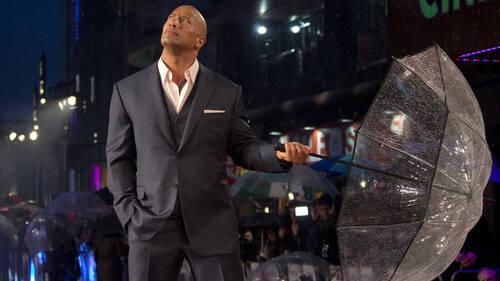 Dwayne «The Rock» Johnson: Ένας ξεχωριστός άνθρωπος