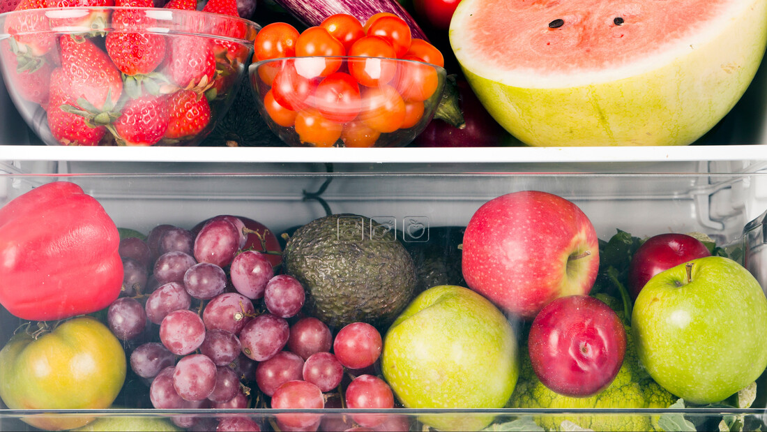 Ποια είναι η σημασία του χρώματος σε κάθε φρούτο και λαχανικό;