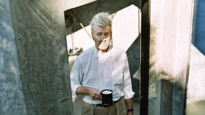 O David Lynch έγινε μετεωρολόγος για μία μέρα
