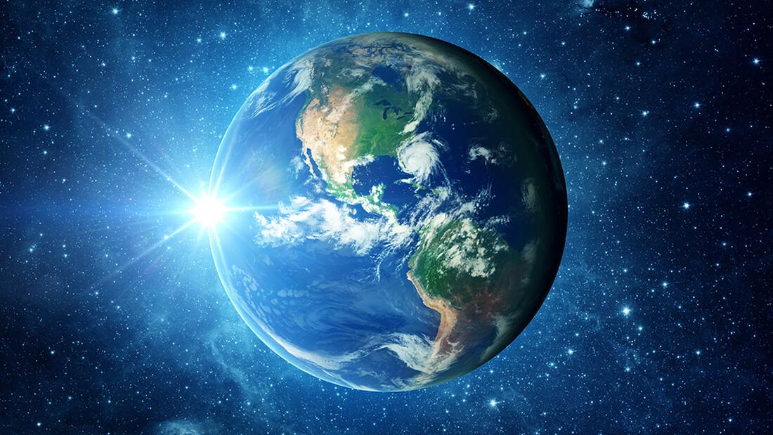 Γη: Δέκα πράγματα που δεν γνωρίζεις για τον πλανήτη μας