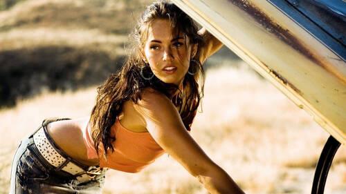 Η Megan Fox στοίχειωσε την εφηβεία μας