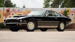 Η περήφανη Aston Martin V8 του 1978