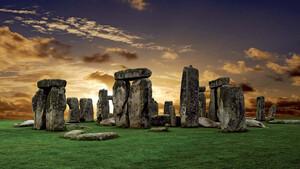 To Stonehenge φέρνει ένα μαγικό θέαμα στις οθόνες μας