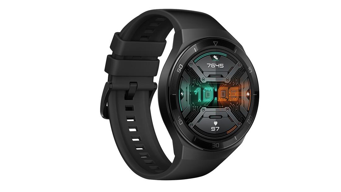 Huawei Watch GT 2e: Με αναβαθμισμένες λειτουργίες και 100 προγράμματα άθλησης