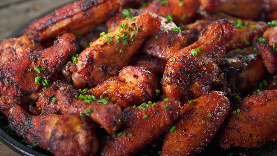 Αν αγαπάς τα chicken wings, να μάθεις να τα φτιάχνεις Nashville