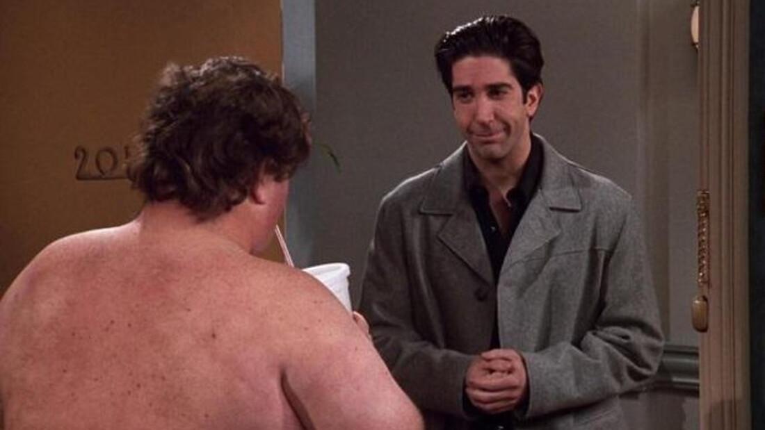 «Tα Φιλαράκια»: Μάθαμε ποιος ήταν ο Ugly Naked Guy