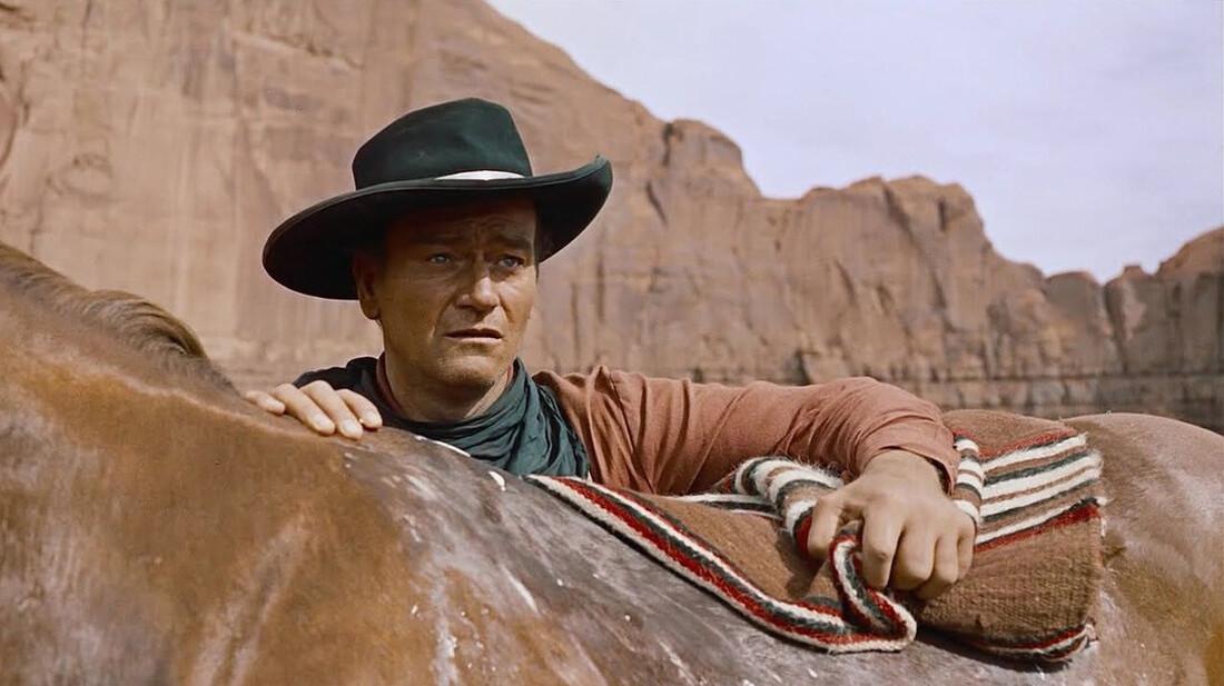 John Wayne: Ο άνθρωπος που έσωσε την Αμερικάνικη Δύση