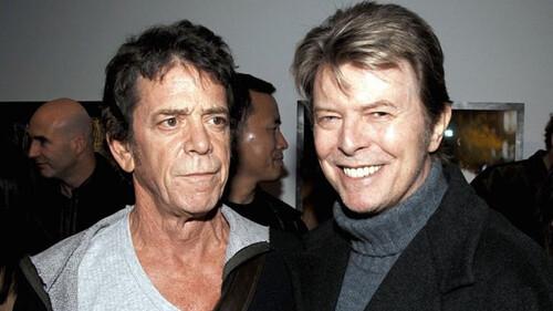Όταν ο Lou Reed γρονθοκόπησε τον David Bowie