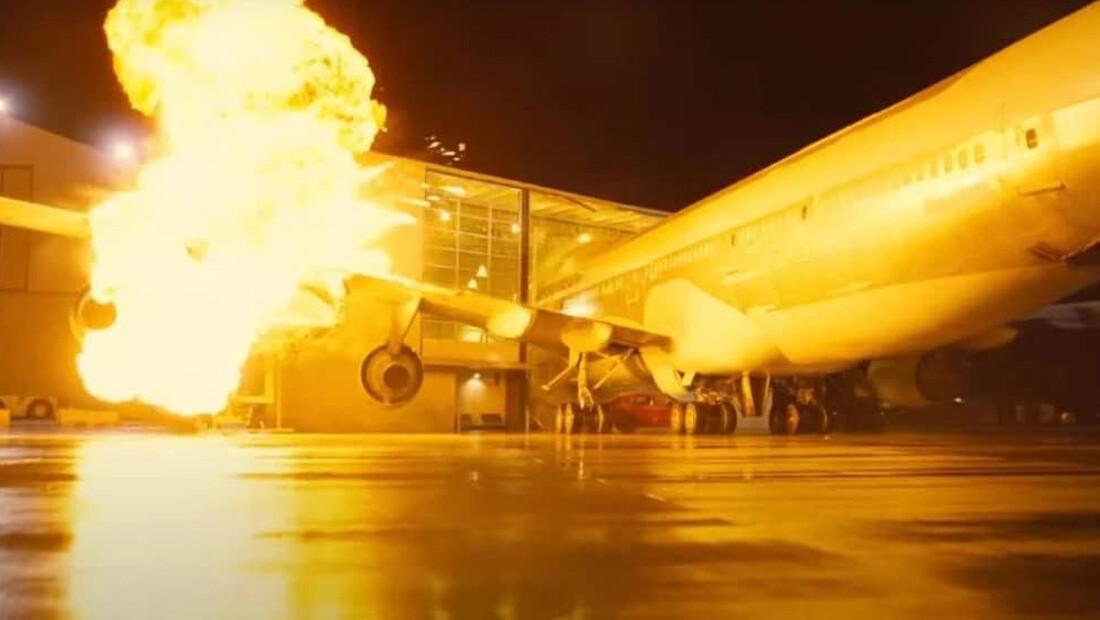 Tenet: Ο Christopher Nolan έριξε ένα ολόκληρο Boeing 747 για μία σκηνή