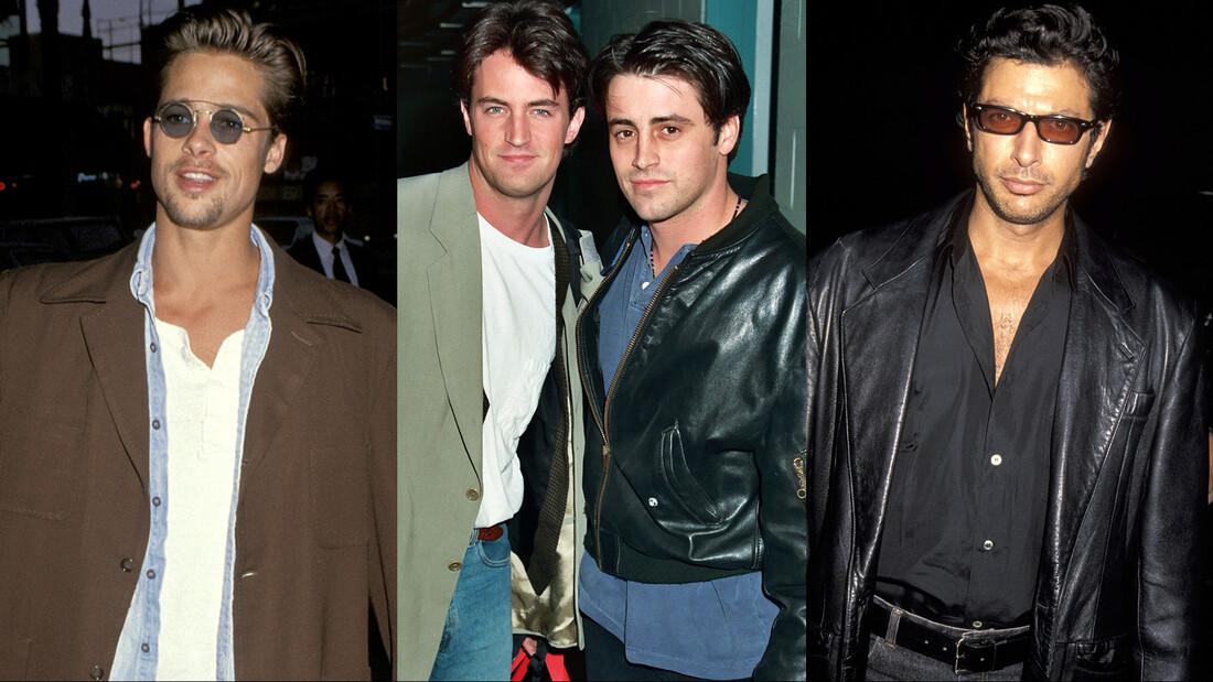 Πώς έμοιαζαν οι στυλάτοι άντρες στα 90's