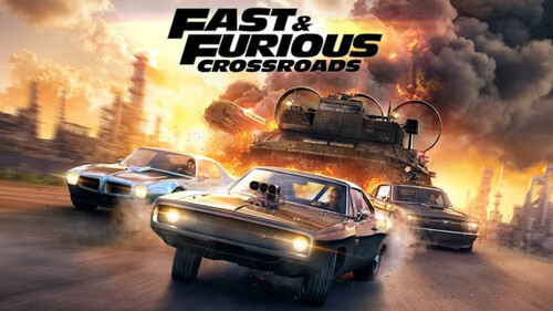 Fast & Furious Crossroads: Έχουμε gameplay trailer και είναι δυνατό