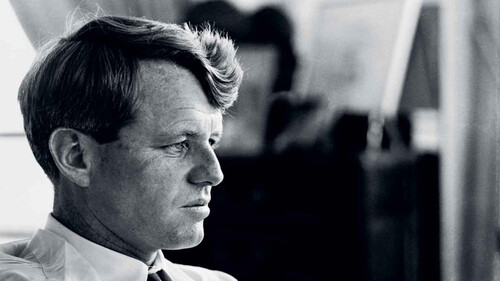 Bobby Kennedy: Το αμερικανικό όνειρο έσβησε στην κουζίνα