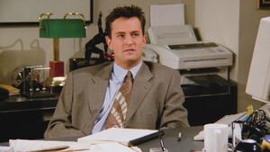Τα Φιλαράκια: Τι δουλειά έκανε τελικά ο Chandler;
