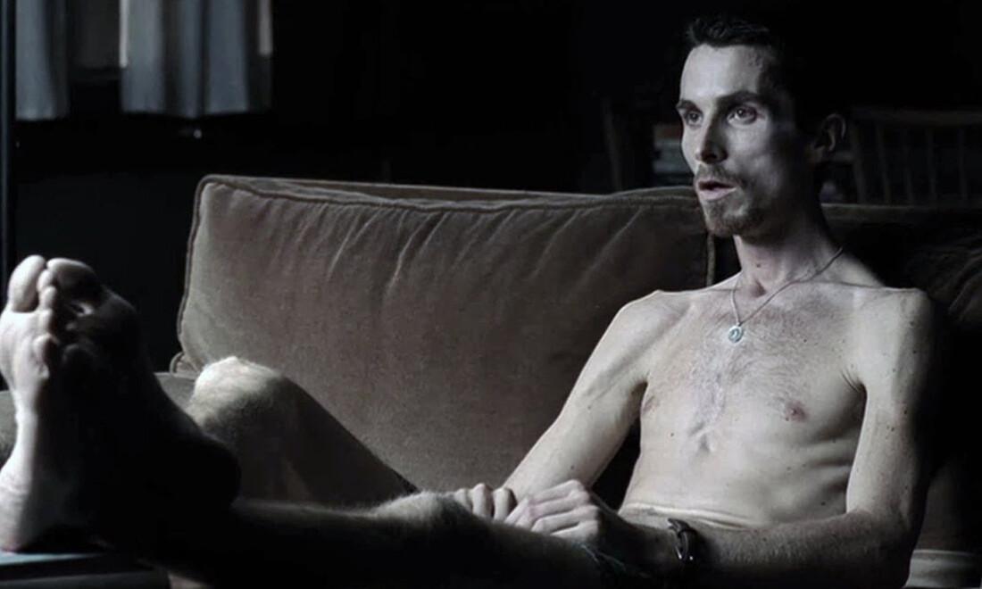 Christian Bale: Πώς η διατροφή του στο Machinist παραλίγο να του κοστίσει την ζωή