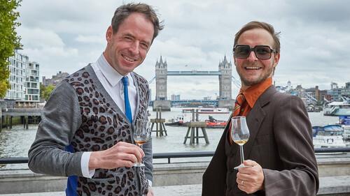 Ο Simon Roser και ο Franchi Ferla έβλεπαν πάντα το ουίσκι ως εμπειρία