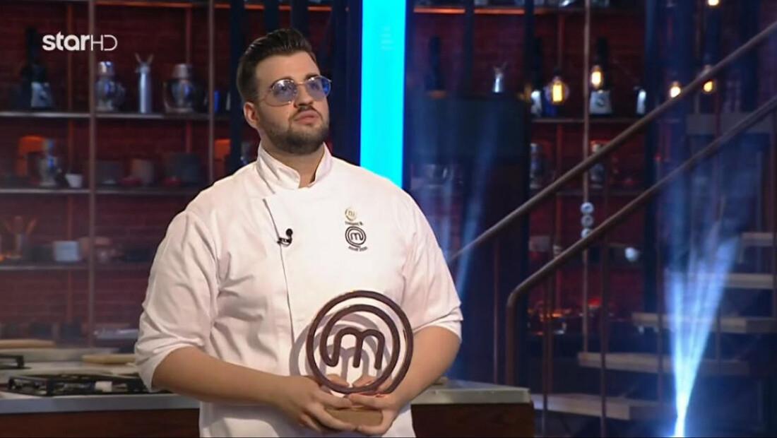 Master Chef: Ο Σταύρος είναι ο μάγειρας «αλήτης» που αγαπήσαμε
