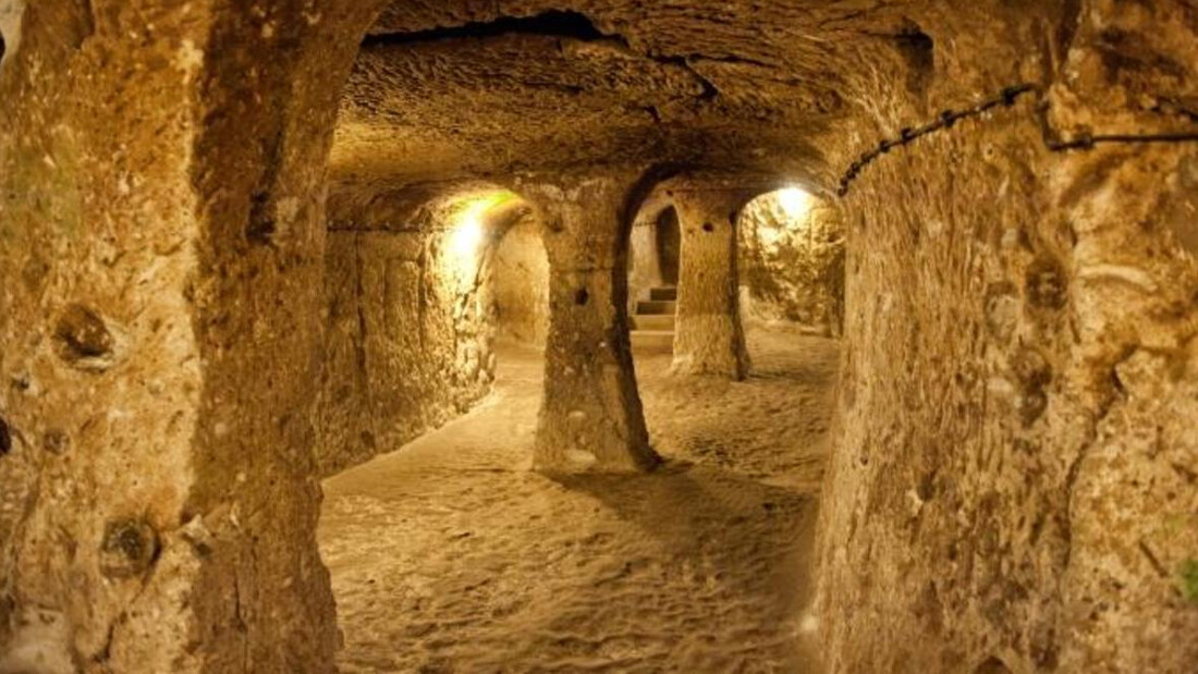 Αυτές είναι οι πιο περίεργες, υπόγειες πόλεις στον κόσμο