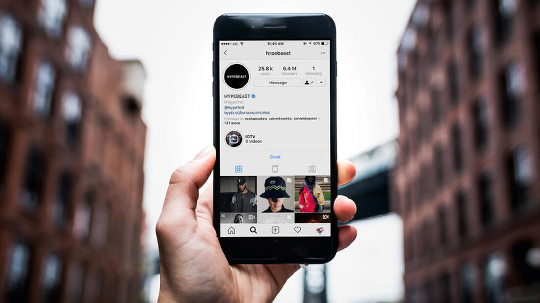 Το επικίνδυνο μήνυμα στο Instagram που πρέπει να αποφύγεις