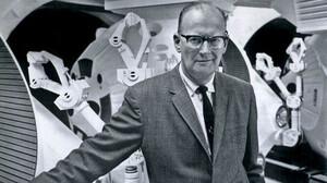 Οι αγαπημένες sci-fi ταινίες του Arthur C. Clark