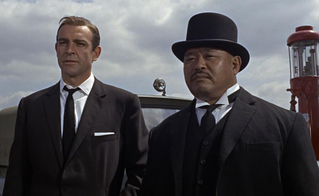 Στα James Bond πάντα οι μπράβοι έκαναν όλη τη δουλειά