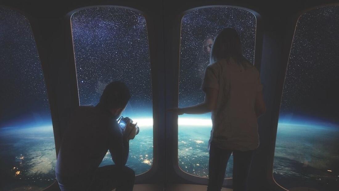 Η μάχη του διαστήματος