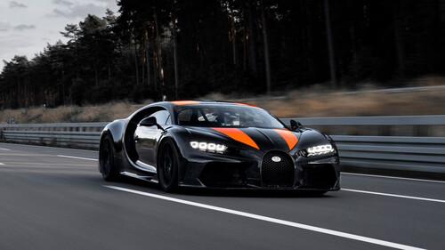 Τα πιο γρήγορα αυτοκίνητα στον κόσμο αυτή τη στιγμή