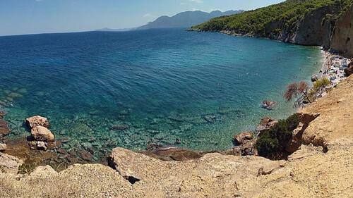 Αυτό είναι το μικρότερο νησί του Αργοσαρωνικού
