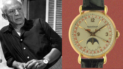 Pablo Picasso: Τα ρολόγια του ακόμη παραμένουν ένα ζωντανό μυστήριο