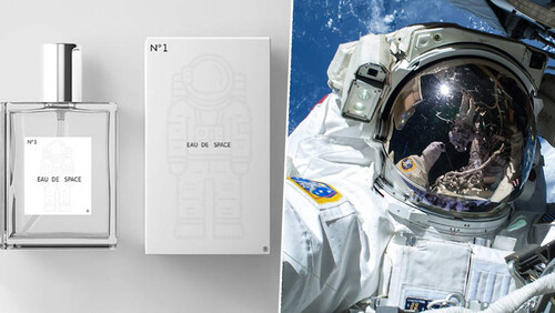 NASA: Αυτή είναι η γνήσια μυρωδιά του διαστήματος