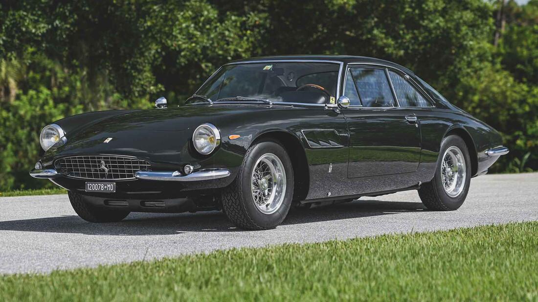 H Ferrari 500 Superfast απαιτεί τον θαυμασμό σου