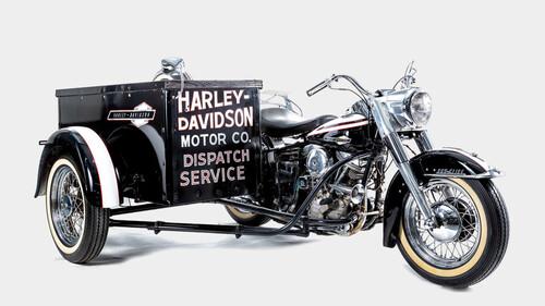 Μια Harley-Davidson για εσένα και το άλλο σου μισό