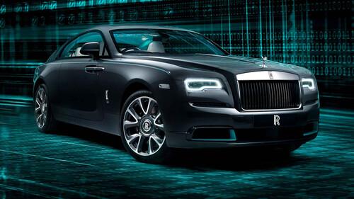 Όλοι μιλούν για το κρυφό μήνυμα της Rolls-Royce