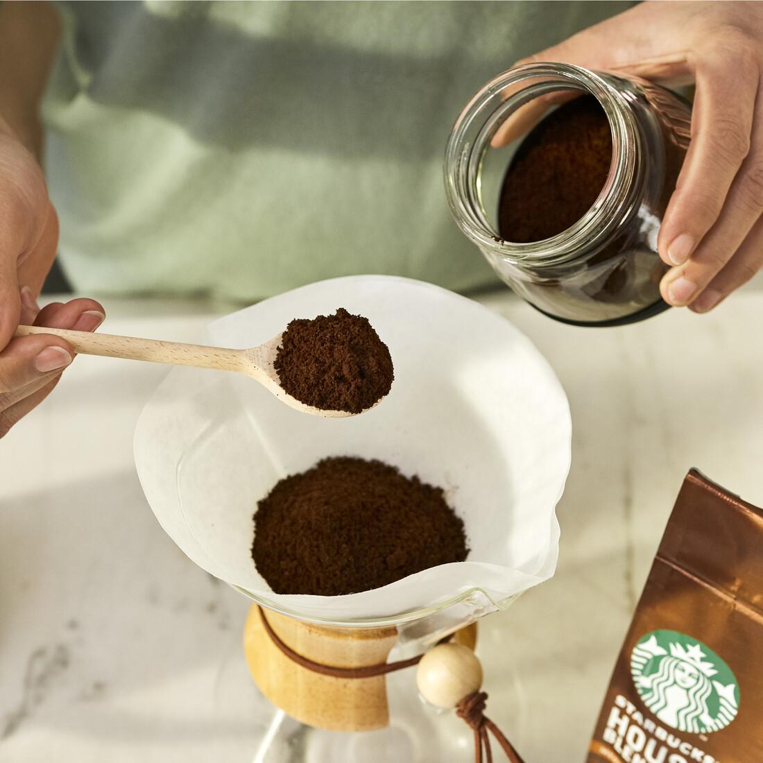 Ο καφές φίλτρου Starbucks® έρχεται σπίτι!